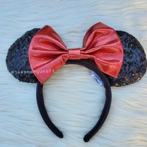 Disney Minnie Mouse Sequin Ears